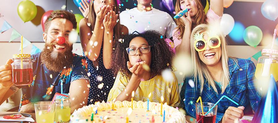 Comment bien réussir l'organisation d'un anniversaire ?