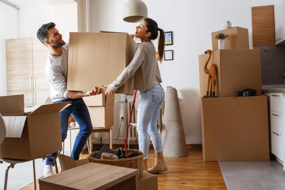Comment organiser son premier demménagement