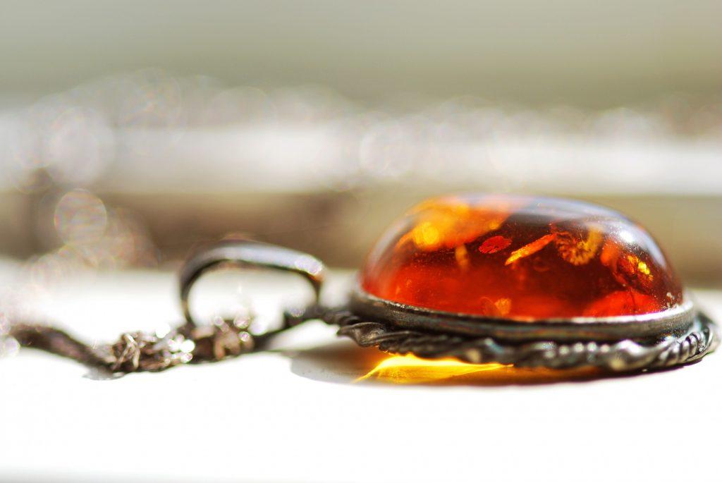 usage de l'ambre