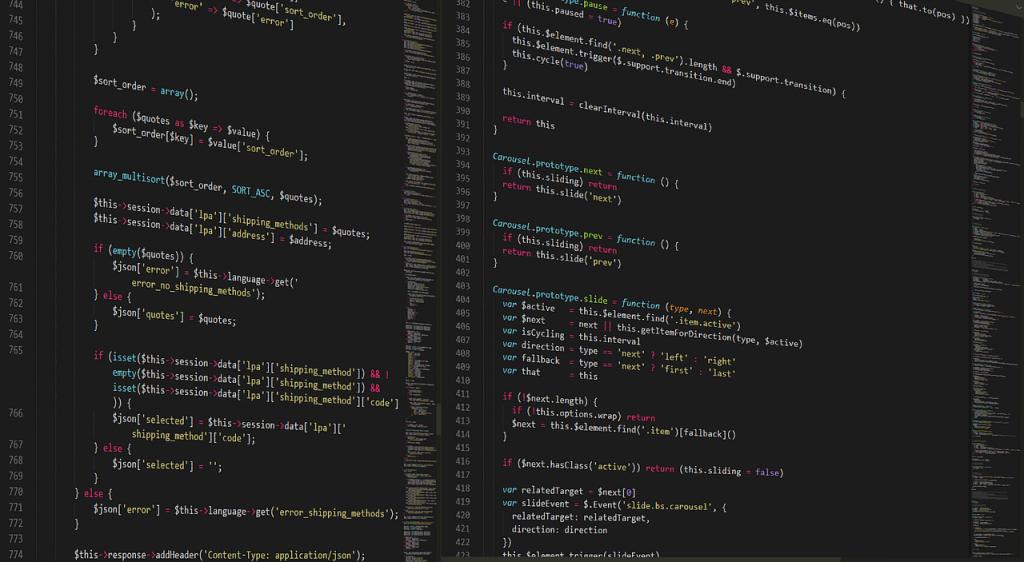 programmation, html, css
