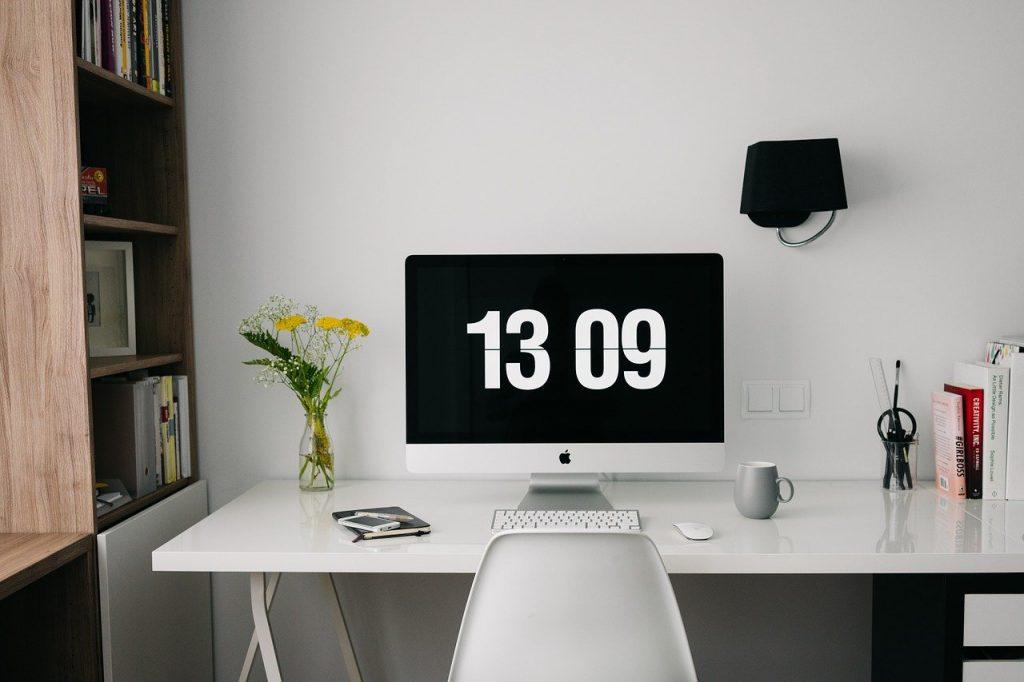 domicile, bureau, espace de travail