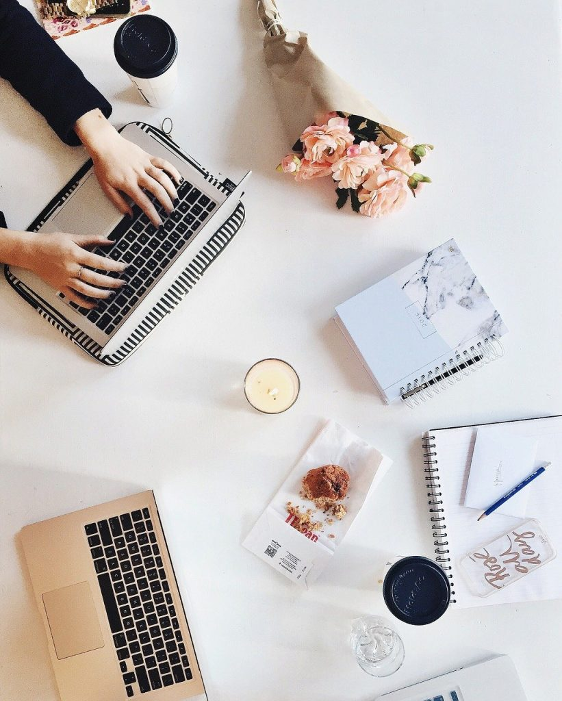 portable, mac, ordinateur
