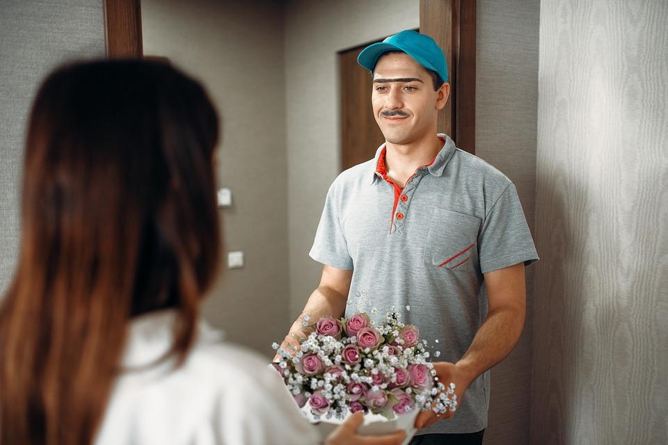6 avantages de choisir des services de livraison de fleurs en ligne